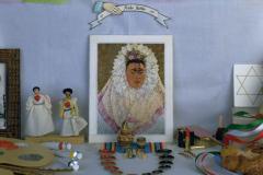 Ofrenda para Frida Kahlo / Offering to Frida Kahlo
