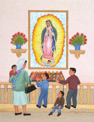 <h5>Virgen Guadalupe</h5>